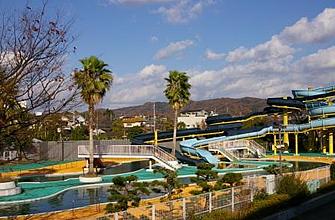 三郷町ウォーターパーク 屋外プール